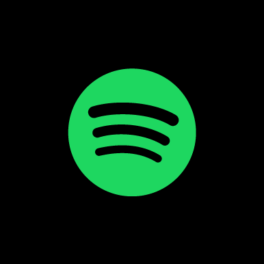 This is a Spotify logo that takes you to Cameron's Spotify Album